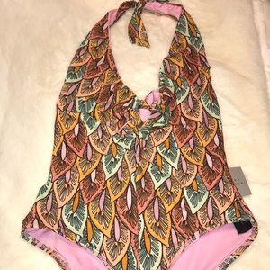 Zara Pastel Swimsuit